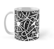 Tangled Up in Bikes 3 - Grey Mug