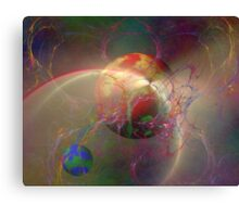 The Overtaking Canvas Print