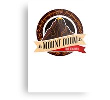 Mt. Doom Fine Jewelry Metal Print