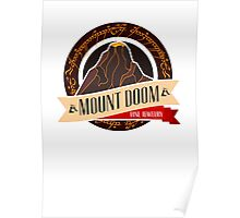 Mt. Doom Fine Jewelry Poster
