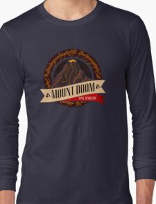 Mt. Doom Fine Jewelry Long Sleeve T-Shirt