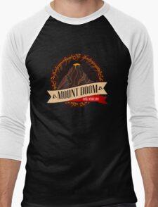 Mt. Doom Fine Jewelry Men's Baseball ¾ T-Shirt