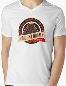 Mt. Doom Fine Jewelry Mens V-Neck T-Shirt