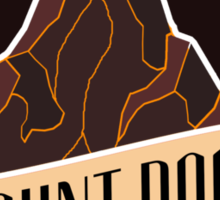 Mt. Doom Fine Jewelry Sticker
