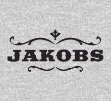 Jackobs Logo One Piece - Long Sleeve