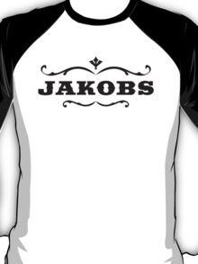 Jackobs Logo T-Shirt