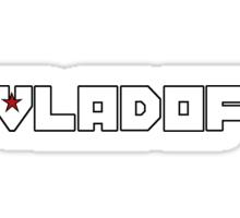Vladof Logo Sticker