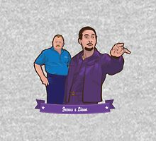 Lebowski's Jesus & Liam Unisex T-Shirt