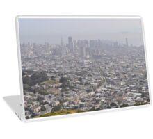 San Francisco View Laptop Skin