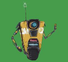 Claptrap Baby Tee