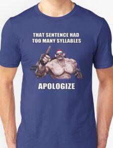 Mr.Torgue Quote Unisex T-Shirt