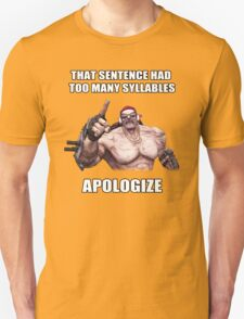 Mr.Torgue Quote T-Shirt