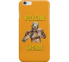 Psycho Inside iPhone Case/Skin