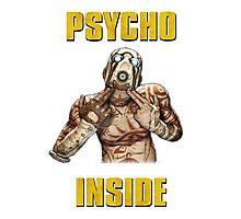 Psycho Inside Photographic Print