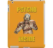 Psycho Inside iPad Case/Skin
