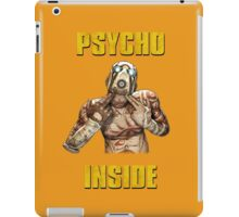 Psycho Inside iPad Case/Skin