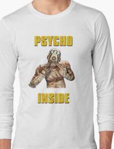 Psycho Inside Long Sleeve T-Shirt