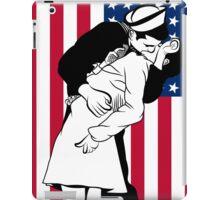 Newyork Kiss /  V-J day  iPad Case/Skin