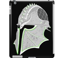 Inquisition Distressed Helm iPad Case/Skin