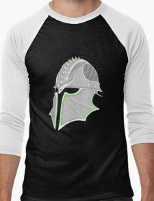 Inquisition Distressed Helm Men's Baseball ¾ T-Shirt