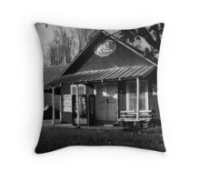 Feed and Farm Supply Throw Pillow