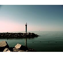 Lighthouse (color) Photographic Print
