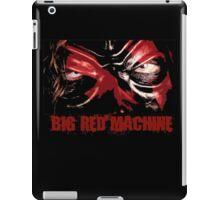 kane - big red machine iPad Case/Skin