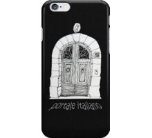 Italy - portale Italiano - Firenze iPhone Case/Skin