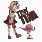 Tiny Tina by The Flaming  Potato