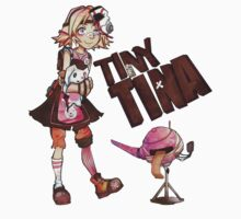 Tiny Tina Kids Tee
