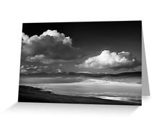 Scarista, Isle of Harris, Outer Hebrides Greeting Card
