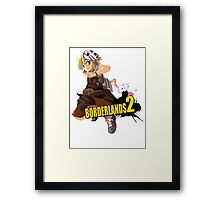Tiny Tina v.2 Framed Print