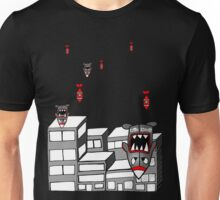 Attack of the Shark Missiles! Unisex T-Shirt