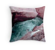 RIVERNEVERFREEZE Throw Pillow