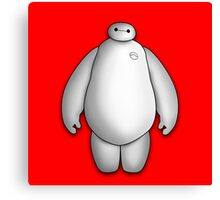 Big Hero 6 six Canvas Print