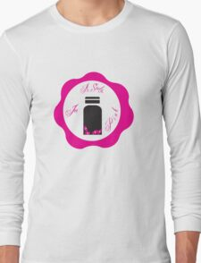 A Study in Pink 'Wax Seal' Long Sleeve T-Shirt