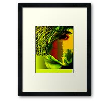 Distorted Perfection  Framed Print