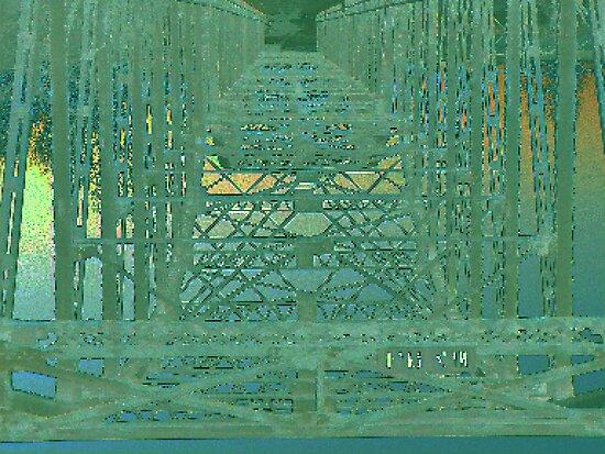 Bridge by TAMARA MORAN