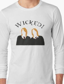 Wicked! Long Sleeve T-Shirt