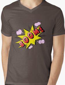 bomb Mens V-Neck T-Shirt