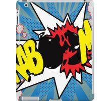 bomb iPad Case/Skin