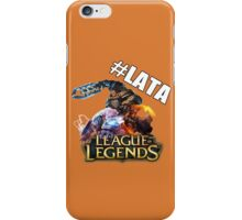 Trick2g Collection #LATA iPhone Case/Skin