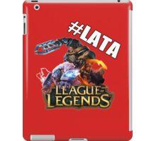 Trick2g Collection #LATA iPad Case/Skin