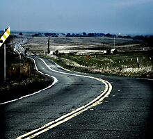 Long and Winding Road by Rachel Valley