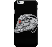 Born to Quill! iPhone Case/Skin