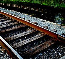 Train Tracks by Ashlyn Lewis