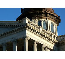Columbia SC State House 2 Photographic Print