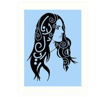 Lana Del Rey Art Print