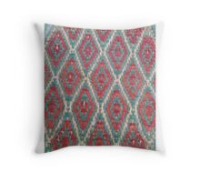 Photos of Persian Antique Rugs Kilims Carpets  Throw Pillow