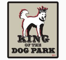 King of the Dog Park Kids Clothes